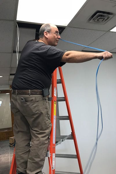 Network Cabling Montreal It Support